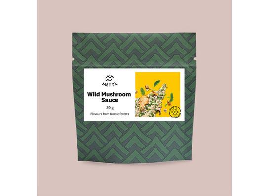 Metta wild mushroom sauce1