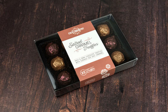 Salted caramel 12 box
