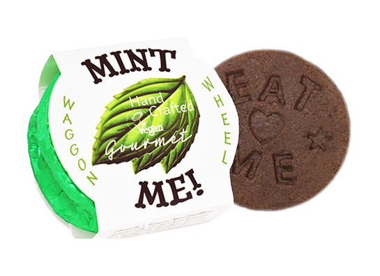 New mint round up with biscuit