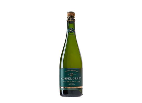 Gospel green brut bottle 2018