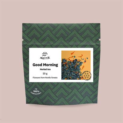 Metta good morning herbal tea