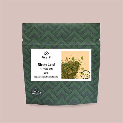 Metta birch leaf herbal tea