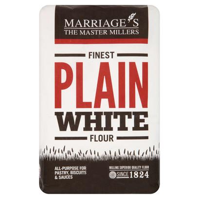 Finest plain white 1.5kg