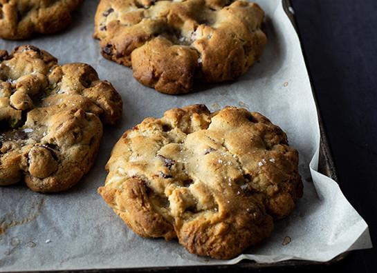 Choc chip cookies  20 04 16 bread ahead 2554