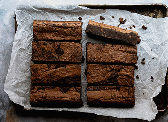 Chocolate brownies  bread ahead 993