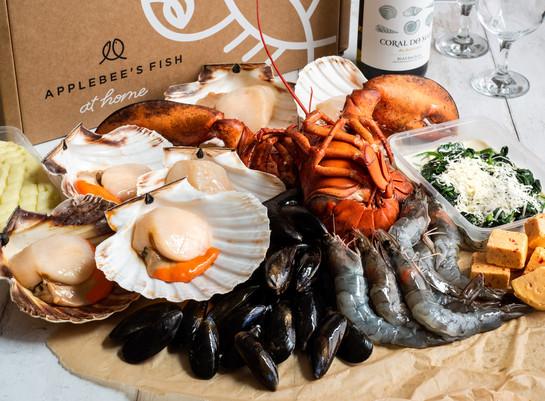 Applebeesathome seafoodplatter